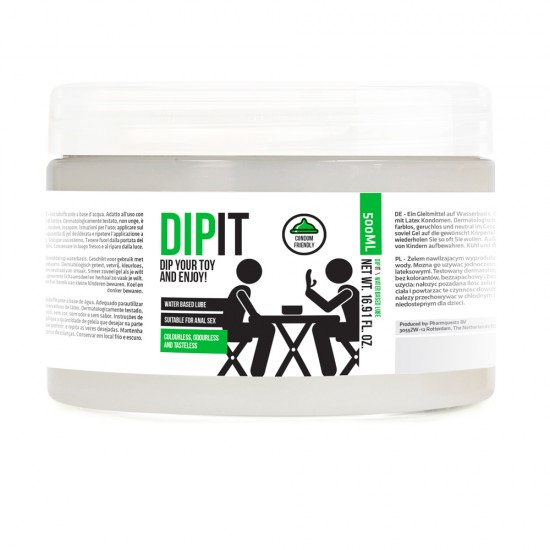 Dip It Dip Your Toy And Enjoy Lubricant 500 ml