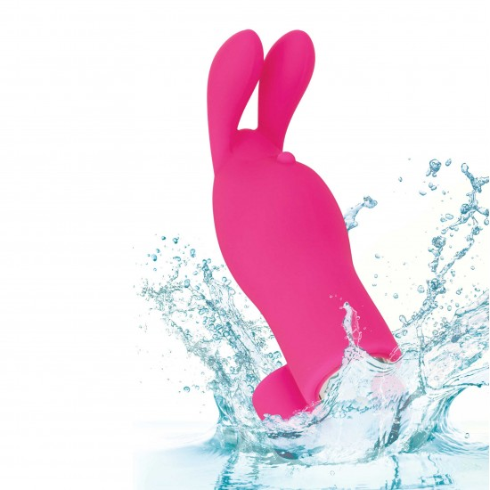 Intimate Play Pink Rechargeable Bunny Finger Vibrator