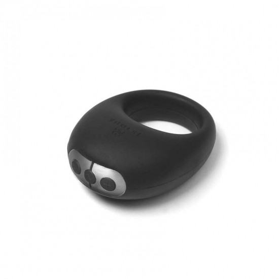 Je Joue Mio Rechargeable Cockring Black