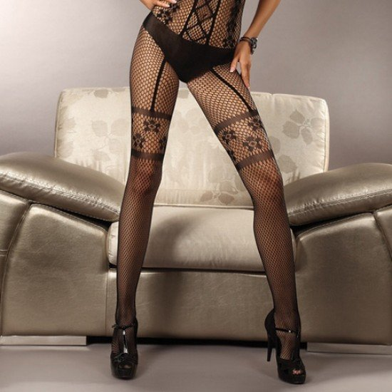 Corsetti Aryiana Body Stocking UK Size 8 to 12