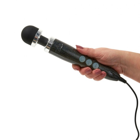Doxy Wand Massager Number 3 Disco Black