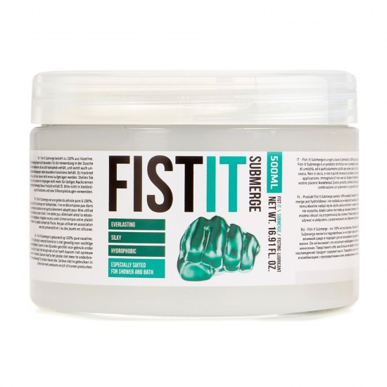 Fist It Submerge Petroleum Jelly 500ml