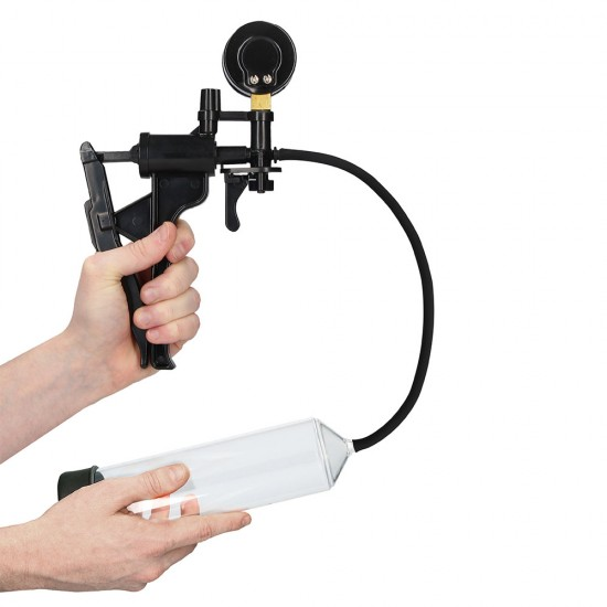 Elite Beginner Pump With PSI Gauge