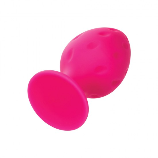 Cheeky Butt Plug Duo Pink