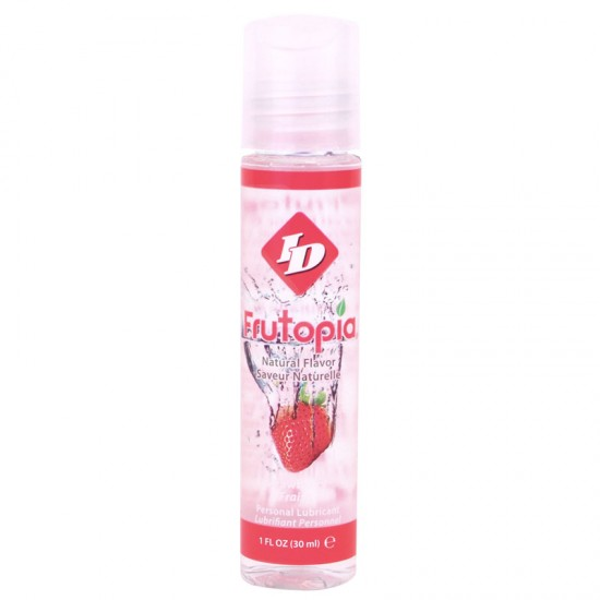 ID Frutopia Personal Lubricant Strawberry 1 oz